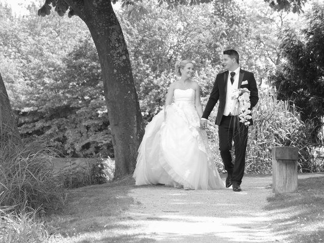 Le mariage de Aurélien et Diana à Deuil-la-Barre, Val-d'Oise 1