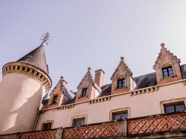 Le mariage de Jérémy et Stéphanie à Saint-Hilaire-de-Court, Cher 10