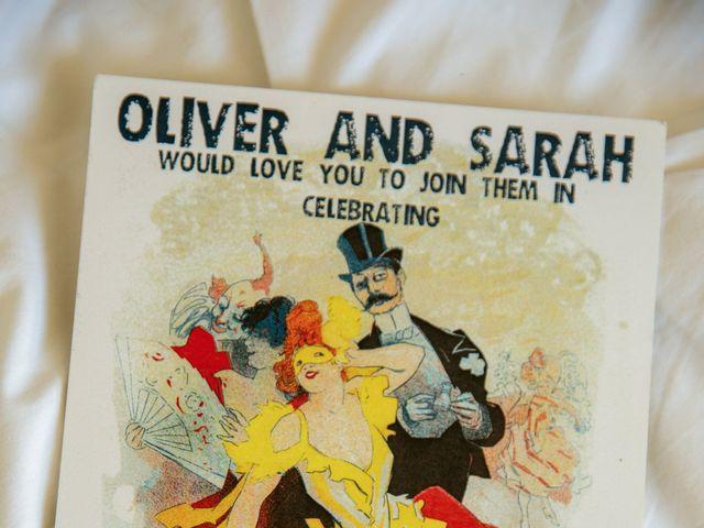 Le mariage de Oliver et Sarah à Angoulême, Charente 33