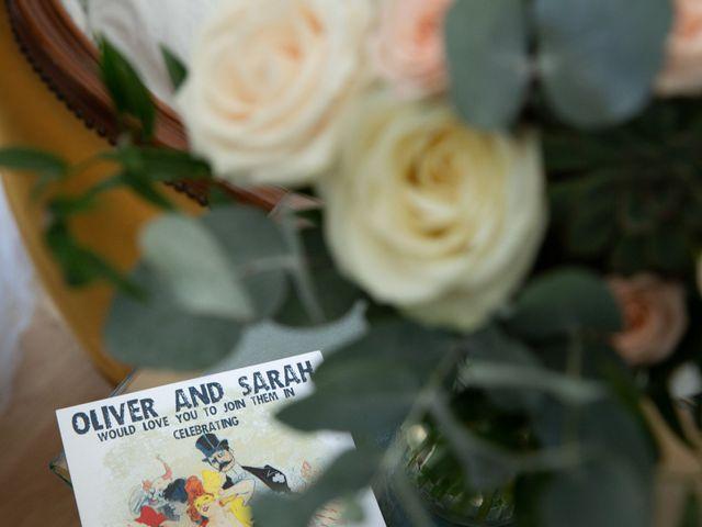 Le mariage de Oliver et Sarah à Angoulême, Charente 37