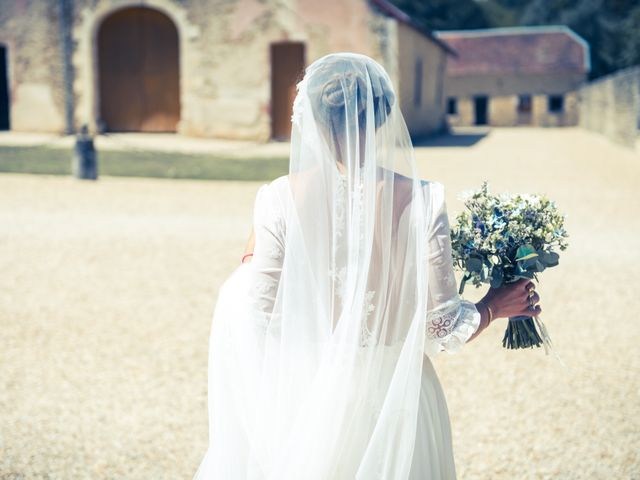 Le mariage de Sean et Marie  à Fouchères, Aube 14