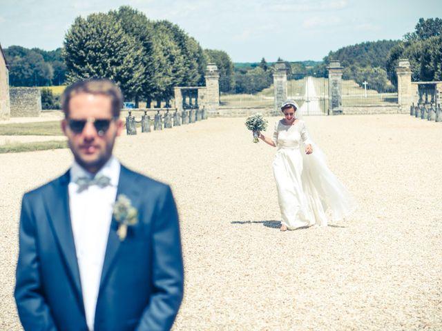 Le mariage de Sean et Marie  à Fouchères, Aube 15
