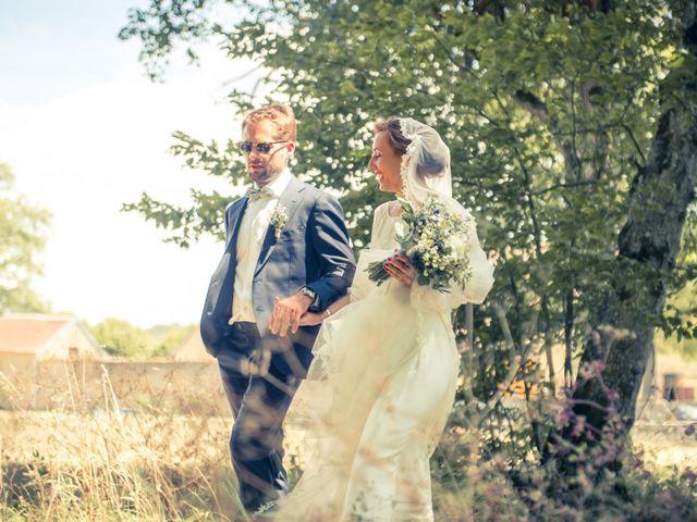 Le mariage de Sean et Marie  à Fouchères, Aube 17