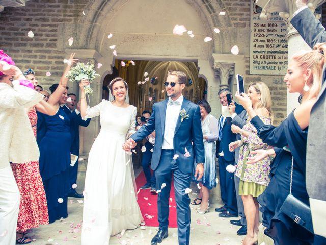 Le mariage de Sean et Marie  à Fouchères, Aube 21