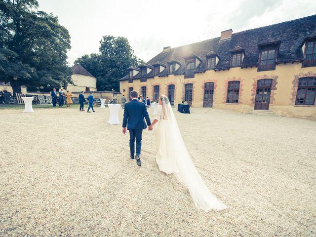 Le mariage de Sean et Marie  à Fouchères, Aube 23