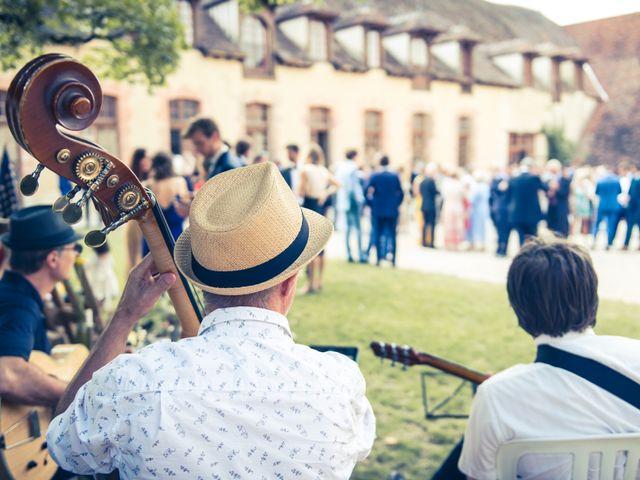 Le mariage de Sean et Marie  à Fouchères, Aube 27