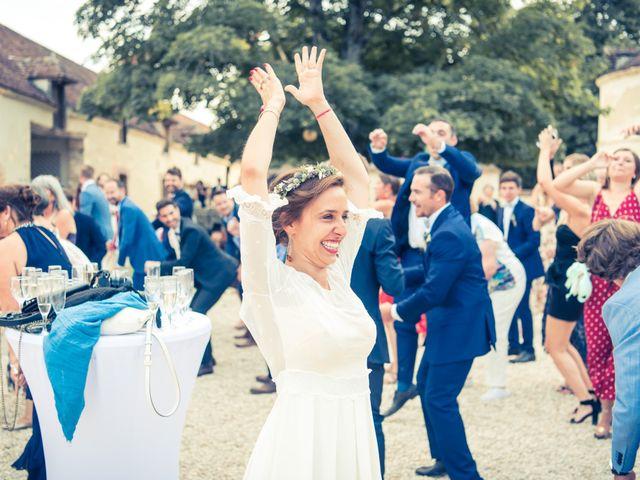 Le mariage de Sean et Marie  à Fouchères, Aube 33