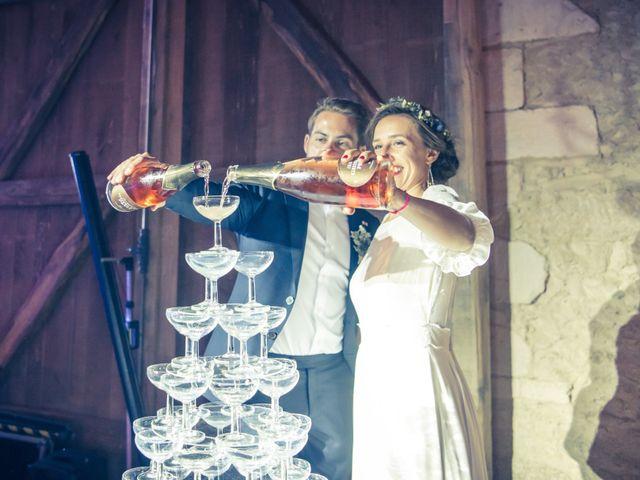 Le mariage de Sean et Marie  à Fouchères, Aube 53