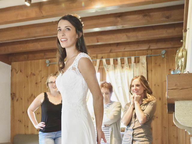 Le mariage de Arnaud et Marine à Habère-Poche, Haute-Savoie 11