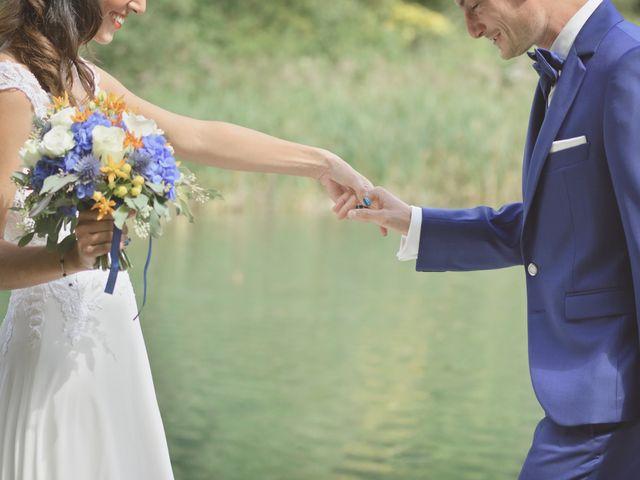 Le mariage de Arnaud et Marine à Habère-Poche, Haute-Savoie 13