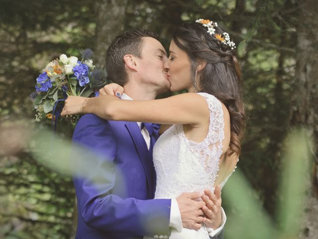 Le mariage de Arnaud et Marine à Habère-Poche, Haute-Savoie 14