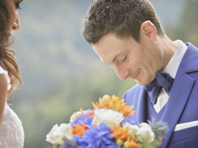 Le mariage de Arnaud et Marine à Habère-Poche, Haute-Savoie 16