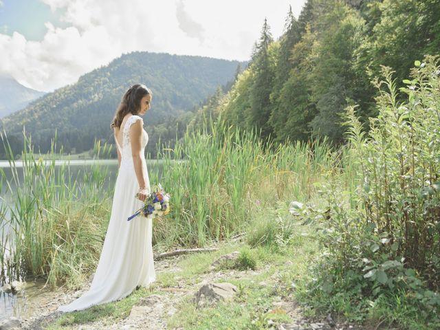 Le mariage de Arnaud et Marine à Habère-Poche, Haute-Savoie 17