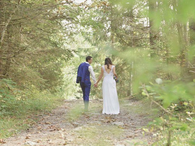 Le mariage de Arnaud et Marine à Habère-Poche, Haute-Savoie 19