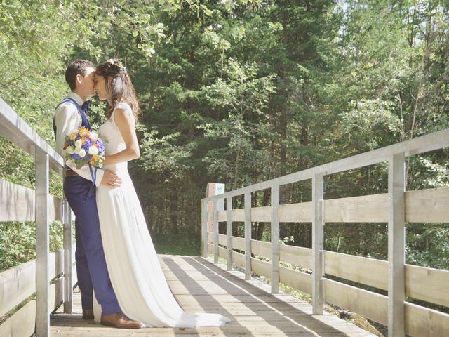 Le mariage de Arnaud et Marine à Habère-Poche, Haute-Savoie 21