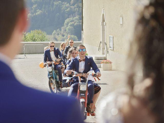 Le mariage de Arnaud et Marine à Habère-Poche, Haute-Savoie 22