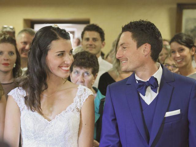Le mariage de Arnaud et Marine à Habère-Poche, Haute-Savoie 25