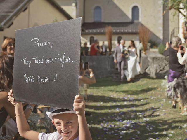 Le mariage de Arnaud et Marine à Habère-Poche, Haute-Savoie 27
