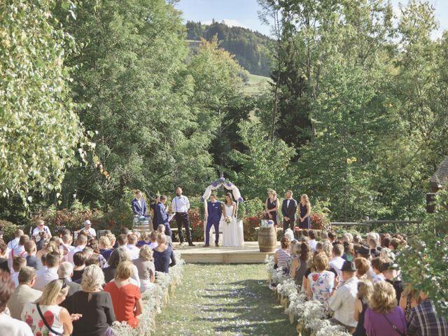 Le mariage de Arnaud et Marine à Habère-Poche, Haute-Savoie 29