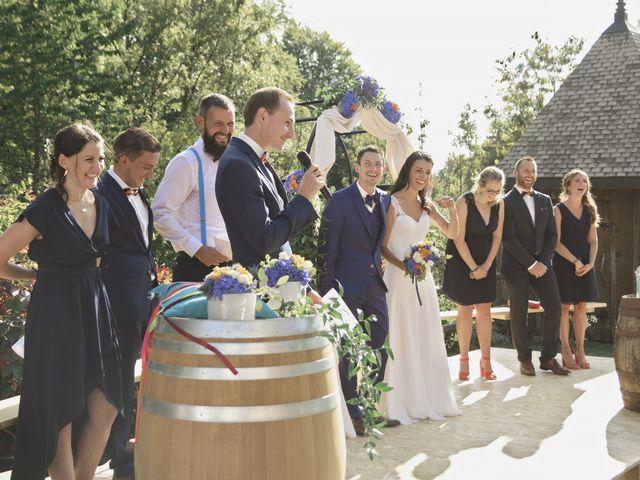 Le mariage de Arnaud et Marine à Habère-Poche, Haute-Savoie 33