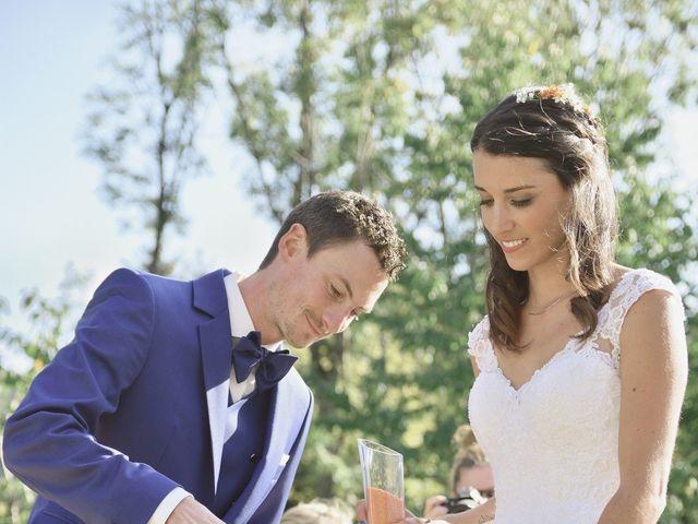 Le mariage de Arnaud et Marine à Habère-Poche, Haute-Savoie 35
