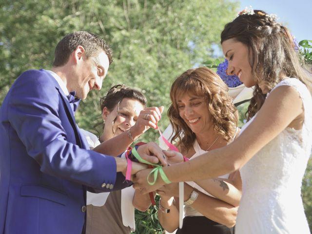 Le mariage de Arnaud et Marine à Habère-Poche, Haute-Savoie 37