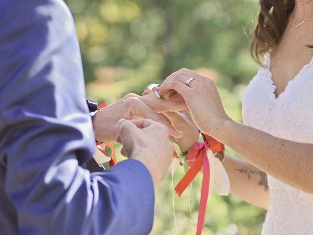 Le mariage de Arnaud et Marine à Habère-Poche, Haute-Savoie 39