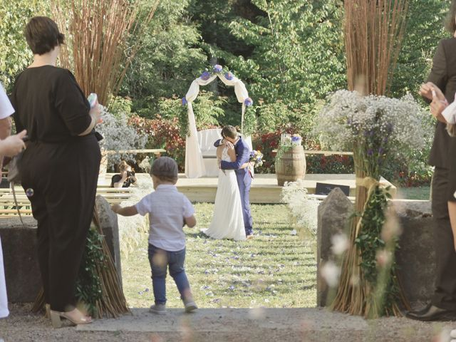 Le mariage de Arnaud et Marine à Habère-Poche, Haute-Savoie 42