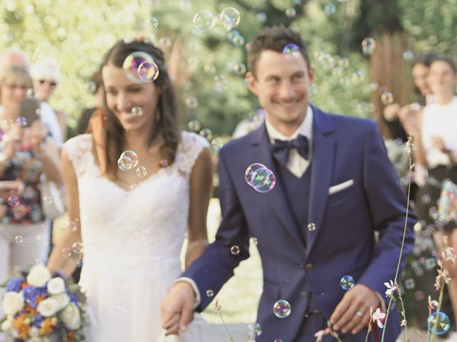 Le mariage de Arnaud et Marine à Habère-Poche, Haute-Savoie 1