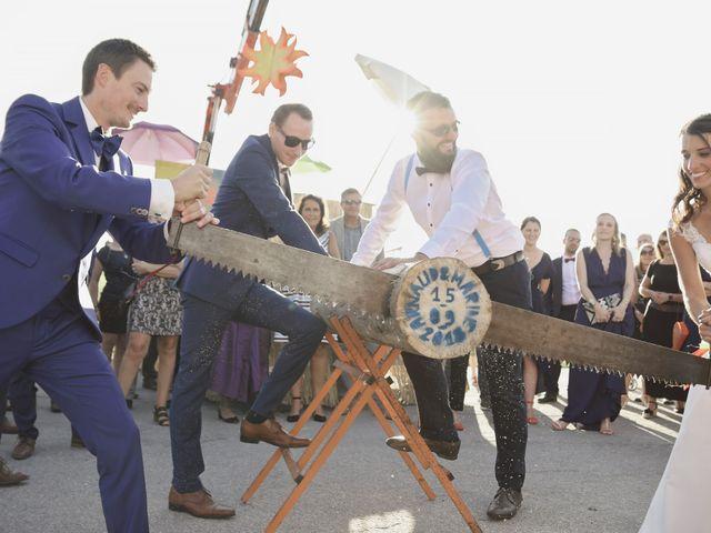 Le mariage de Arnaud et Marine à Habère-Poche, Haute-Savoie 46