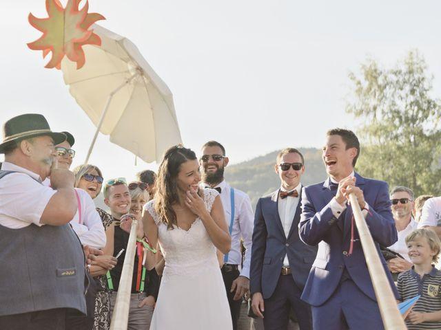 Le mariage de Arnaud et Marine à Habère-Poche, Haute-Savoie 47