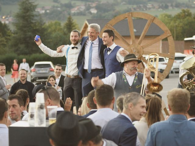 Le mariage de Arnaud et Marine à Habère-Poche, Haute-Savoie 62