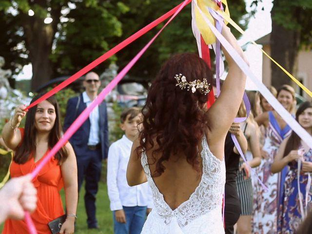 Le mariage de David et Sandra à Les Écrennes, Seine-et-Marne 5