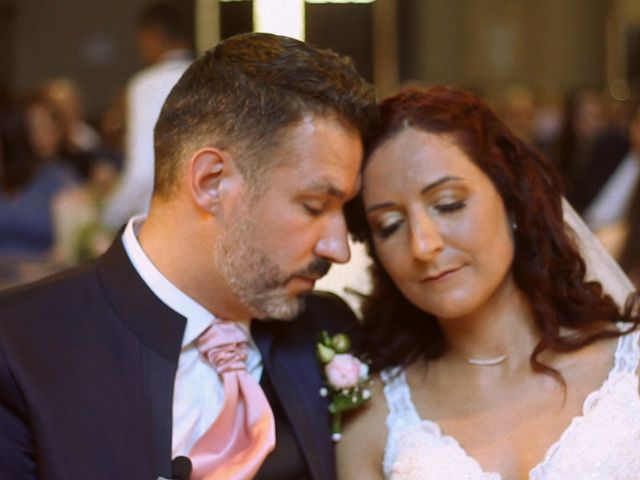 Le mariage de David et Sandra à Les Écrennes, Seine-et-Marne 12
