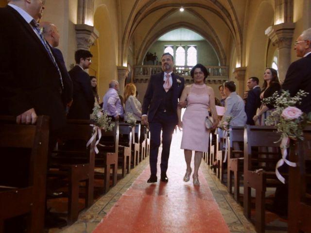 Le mariage de David et Sandra à Les Écrennes, Seine-et-Marne 20
