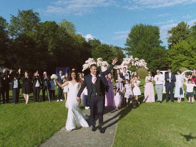 Le mariage de David et Sandra à Les Écrennes, Seine-et-Marne 23