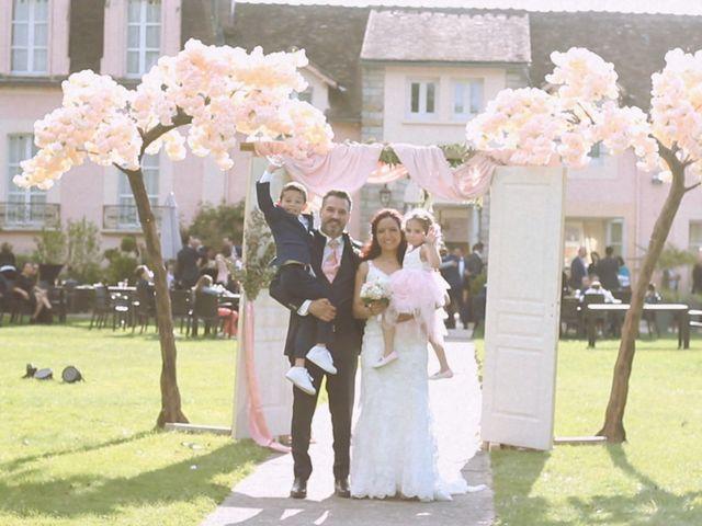 Le mariage de David et Sandra à Les Écrennes, Seine-et-Marne 25