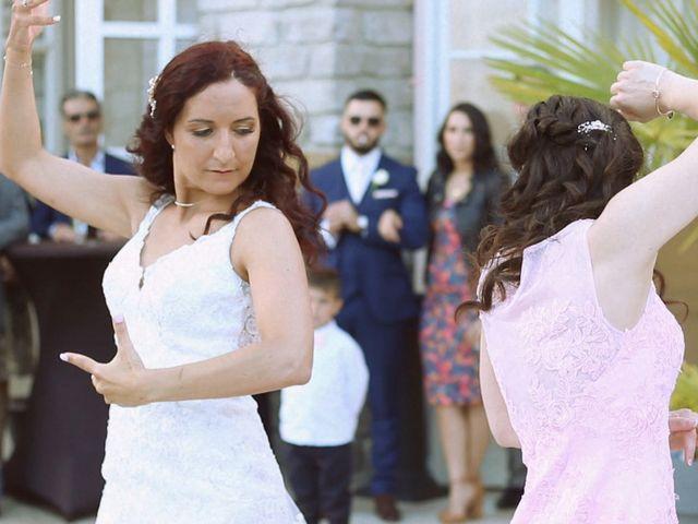 Le mariage de David et Sandra à Les Écrennes, Seine-et-Marne 26