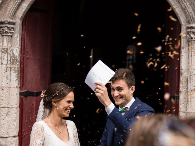 Le mariage de Simon et Clotilde à Saint-Georges-sur-Loire, Maine et Loire 4