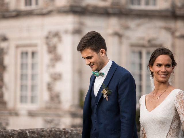 Le mariage de Simon et Clotilde à Saint-Georges-sur-Loire, Maine et Loire 6