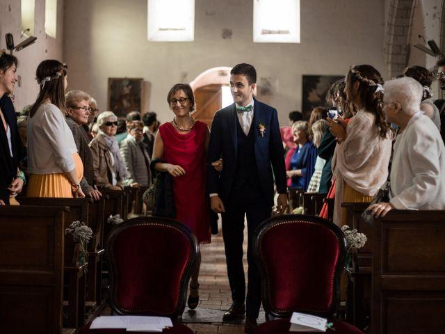 Le mariage de Simon et Clotilde à Saint-Georges-sur-Loire, Maine et Loire 7