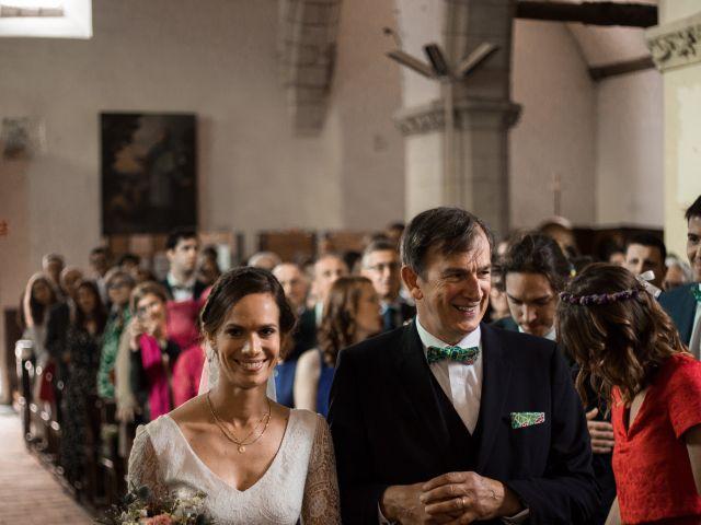 Le mariage de Simon et Clotilde à Saint-Georges-sur-Loire, Maine et Loire 8