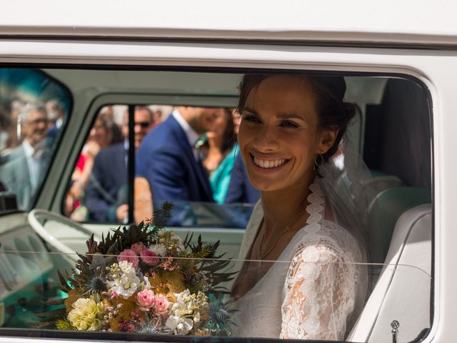 Le mariage de Simon et Clotilde à Saint-Georges-sur-Loire, Maine et Loire 9