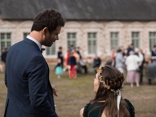 Le mariage de Simon et Clotilde à Saint-Georges-sur-Loire, Maine et Loire 12
