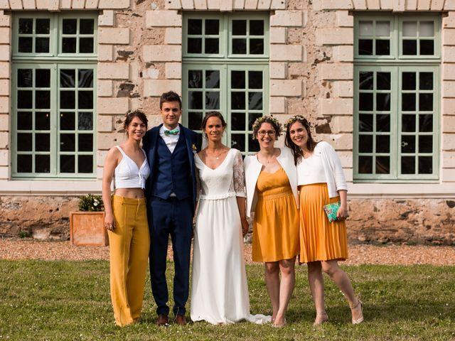 Le mariage de Simon et Clotilde à Saint-Georges-sur-Loire, Maine et Loire 14