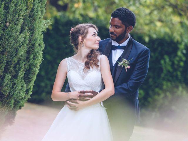 Le mariage de Céline et Perathipan