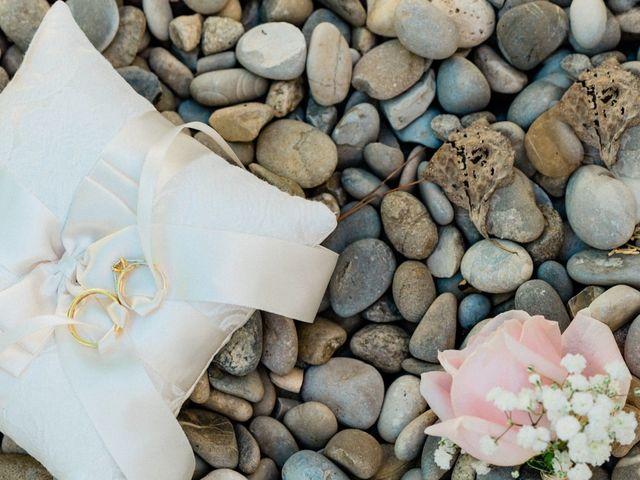 Le mariage de Mélanie et Yanis à La Crau, Var 3