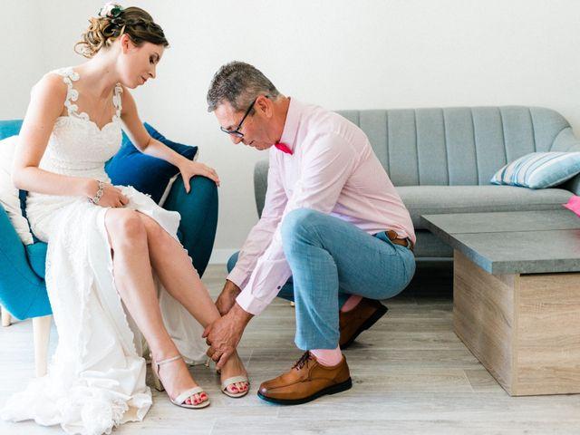 Le mariage de Mélanie et Yanis à La Crau, Var 1