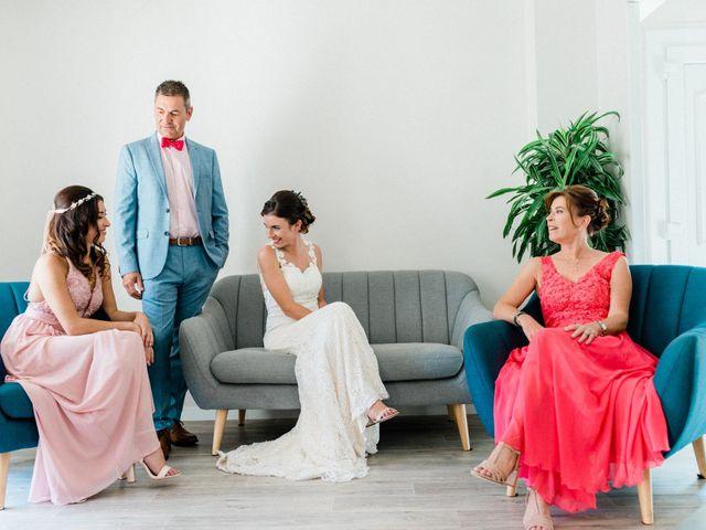 Le mariage de Mélanie et Yanis à La Crau, Var 2