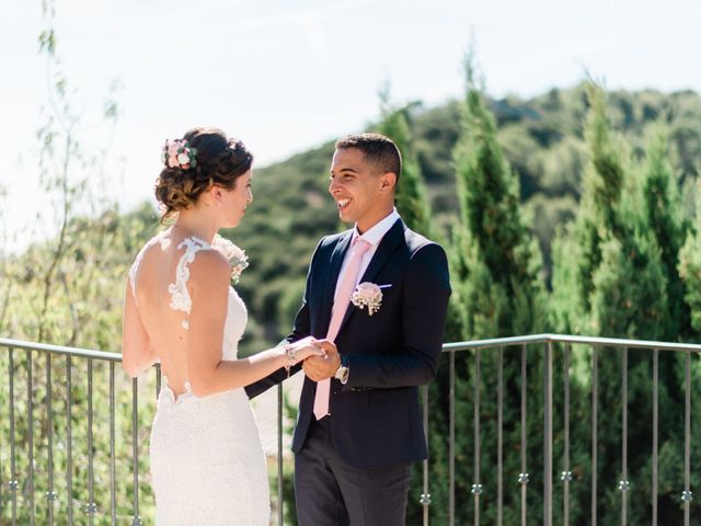 Le mariage de Mélanie et Yanis à La Crau, Var 14